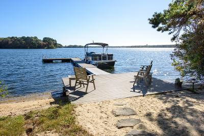 Barnstable Single Family Home For Sale: 138 Lakeview Drive