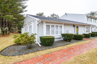 Mashpee Condo/Townhouse For Sale: 174 Lowell Road #P80