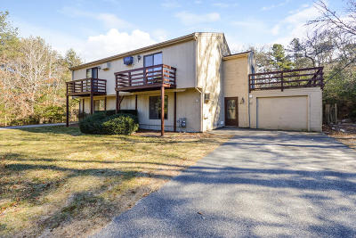 Bourne Condo/Townhouse Active W/Contingency: 17 Holly Circle