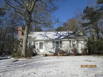 Barnstable Single Family Home For Sale: 29 Chopteague Lane