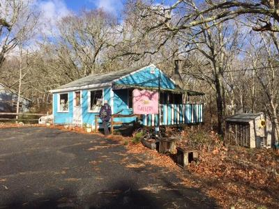 Wellfleet Single Family Home Contingent: 1848 State Hwy Rte 6