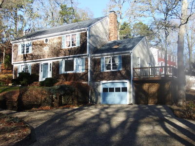 Orleans Single Family Home For Sale: 33 Ridgewood Road