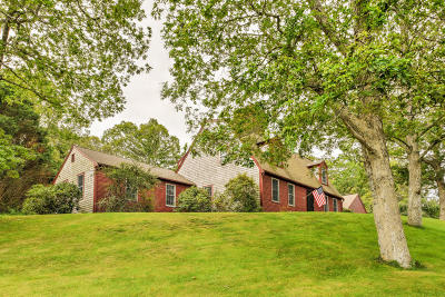 Sandwich Single Family Home For Sale: 8 Oyster Hill Drive