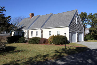 Brewster Single Family Home Contingent: 82 Ambergris Circle