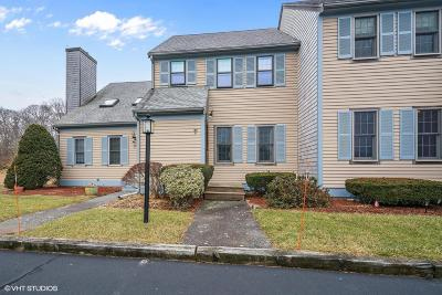 Falmouth Condo/Townhouse For Sale: 33 Woodview Drive