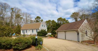 Mashpee Single Family Home For Sale: 33 Running Light Way