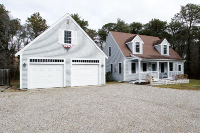 Brewster MA Single Family Home For Sale: $479,000