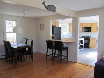 Falmouth Single Family Home For Sale: 286 Sippewissett Road