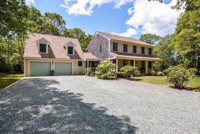 Falmouth Single Family Home Contingent: 372 Hayway Road