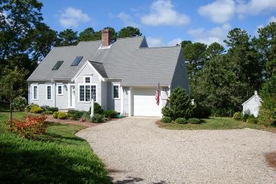 Wellfleet Single Family Home For Sale: 40 Old Mill Way