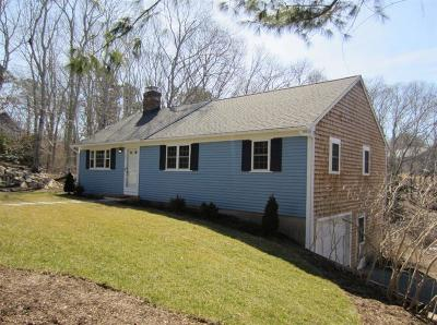 Dennis Single Family Home For Sale: 3 Carver Road