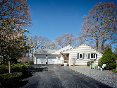 Bourne Single Family Home For Sale: 1 Long Boat Road