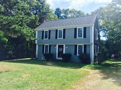 Falmouth Single Family Home For Sale: 75 Elizabeth Jean Drive
