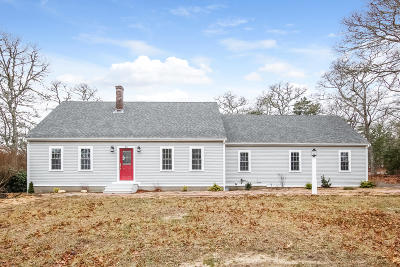 Harwich Single Family Home Contingent: 30 Bay Pine Road