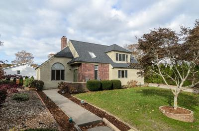 Falmouth Single Family Home Contingent: 67 Squibnockett Drive