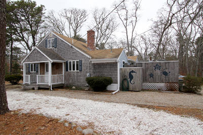 Eastham Single Family Home Contingent: 450 McKoy Road