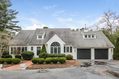 Sandwich Single Family Home For Sale: 4 W Meeting House Road