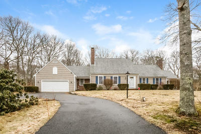 Sandwich Single Family Home Contingent: 2 Fairway Circle