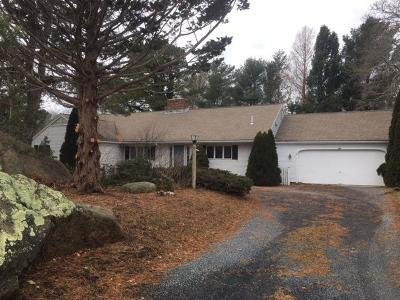 Barnstable Single Family Home For Sale: 105 Country Club Drive