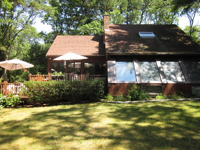 Falmouth Single Family Home For Sale: 10 Wampum Rd