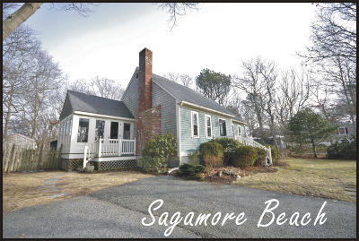 Bourne Single Family Home Contingent: 34 Norris Road