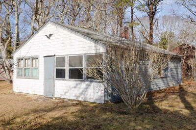 Mashpee Single Family Home For Sale: 49 Uncle Percys Road