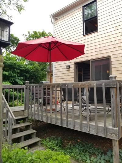 Provincetown Condo/Townhouse Active W/Contingency: 3 Race Road #D