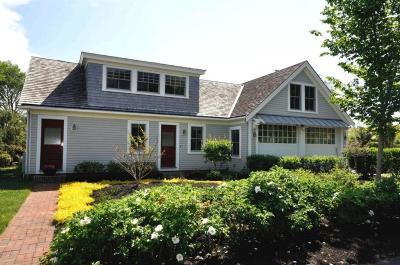 Provincetown Single Family Home For Sale: 1 Pilgrims Landing