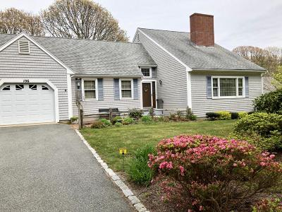 Falmouth Single Family Home For Sale: 106 N. Bournes Pond Road