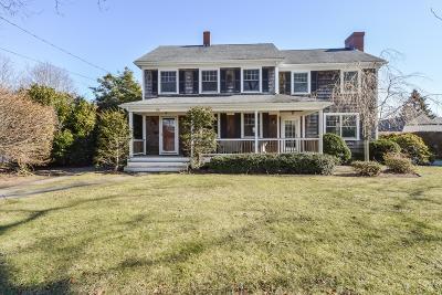 Falmouth Single Family Home For Sale: 14 Allen Avenue
