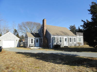 Eastham Single Family Home For Sale: 65 Schooner Lane