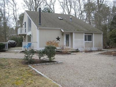 Mashpee Single Family Home For Sale: 4 Marway