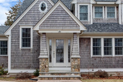 Bourne Single Family Home For Sale: 311 Williston Road