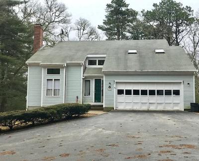 Falmouth Single Family Home For Sale: 44 Deer Pond Road