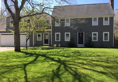 Sandwich Single Family Home For Sale: 4 Dukes Drive