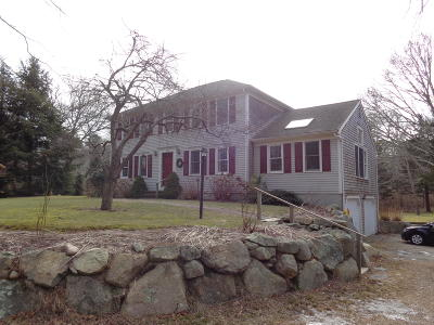 Barnstable Single Family Home For Sale: 52 Coventry Lane