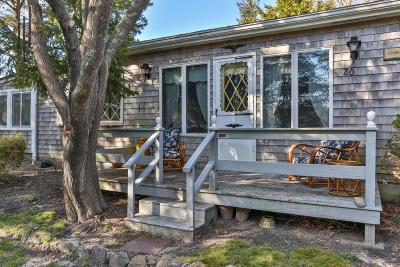 Wareham MA Single Family Home For Sale: $325,000