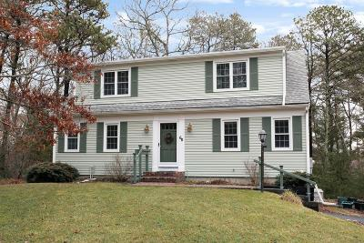 Falmouth Single Family Home For Sale: 60 Pilot Way