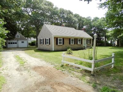 Yarmouth Single Family Home For Sale: 78 Seaview Avenue
