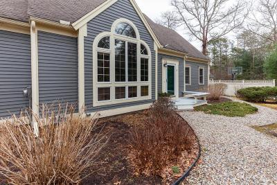 Mashpee Single Family Home For Sale: 14 Oyster Way