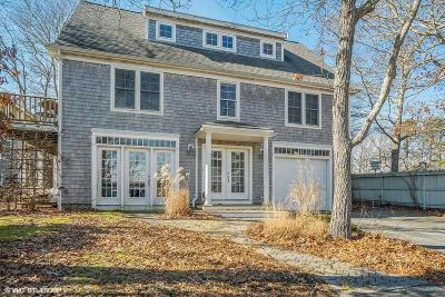 Mashpee Single Family Home For Sale: 19 Great River Road