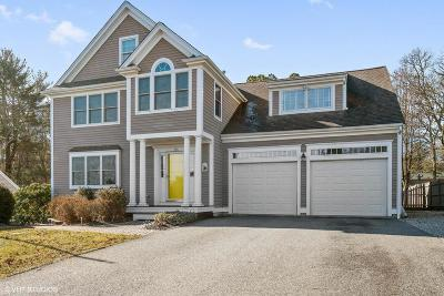Mashpee Single Family Home For Sale: 54 James Circle