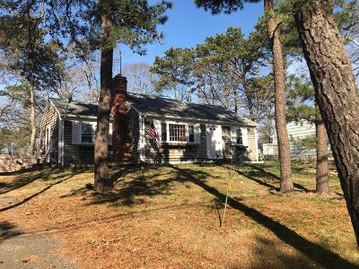 Dennis Single Family Home For Sale: 385 Upper County Road
