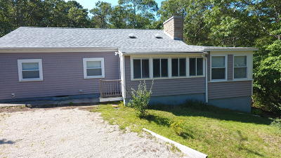 Falmouth Single Family Home For Sale: 510 Quaker Road