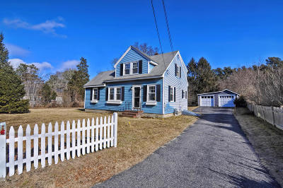Barnstable Single Family Home For Sale: 64 Camp Opechee Road