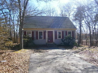 Barnstable Single Family Home For Sale: 461 Bishops Terrace