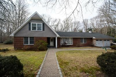 Bourne Single Family Home For Sale: 64 Depot Road