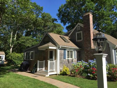 Harwich Single Family Home Contingent: 4 Wildwood Avenue