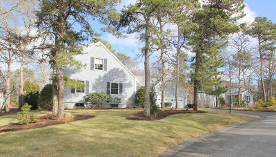 Harwich Single Family Home For Sale: 7 Pheasant Run