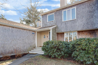 Falmouth Condo/Townhouse For Sale: 248 Seaward Bend